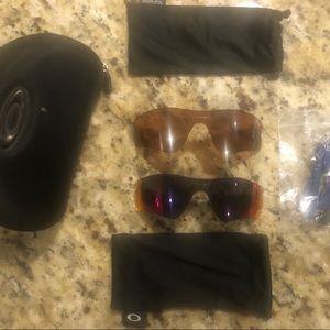 Oakley M2 Replacement Lenses (2)